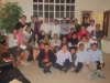 Jóvenes de Puerto Vallarta con Gilberto Torrens
