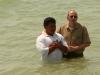 Guillermo Chi, bautizado por Marcos Caín, Ciudad del Carmen, Campeche