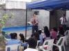 Hermanos bautizados en Monterrey, noviembre 2018