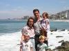 Andrés y Nancy Patten, familia, mucha ayuda en los inicios de obra en México